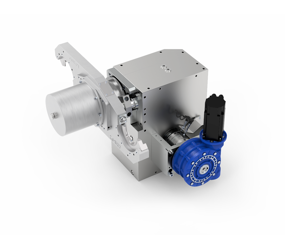 CU SERIES - Automatic tool changers